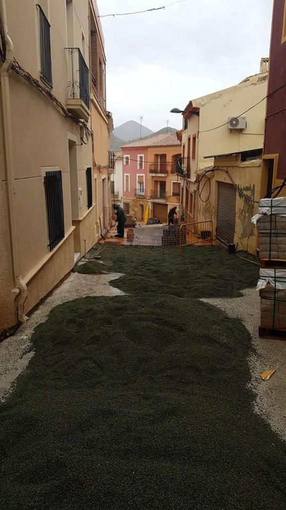 Pavimentación de las Calles Sant Josep_10