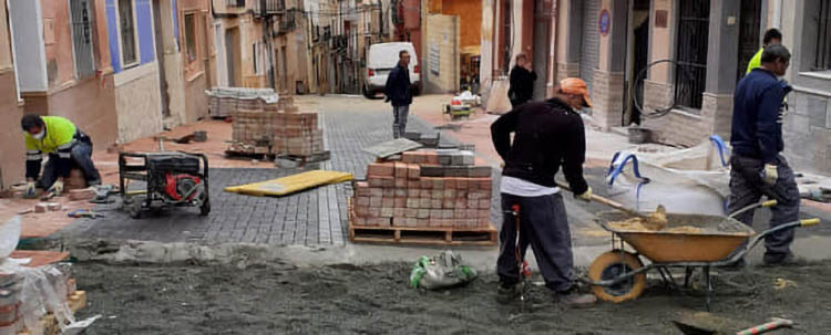 Pavimentación de las Calles Sant Josep_12