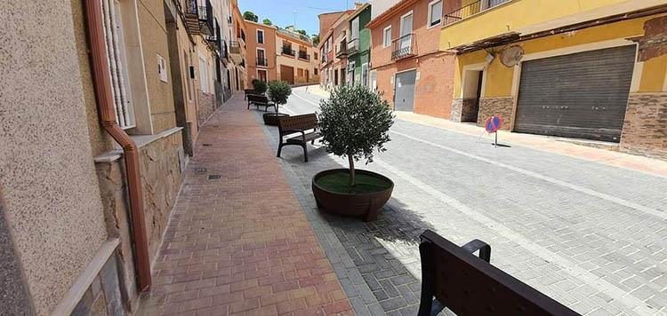 Pavimentación de las Calles Sant Josep_13