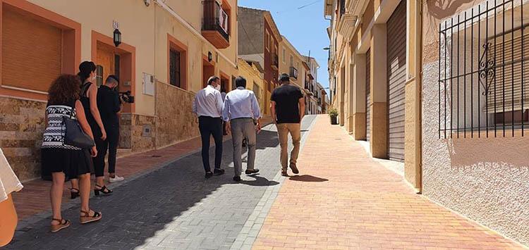 Pavimentación de las Calles Sant Josep_2
