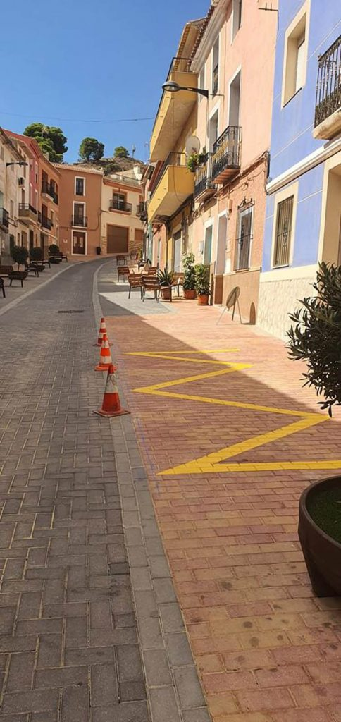 Pavimentación de las Calles Sant Josep_4