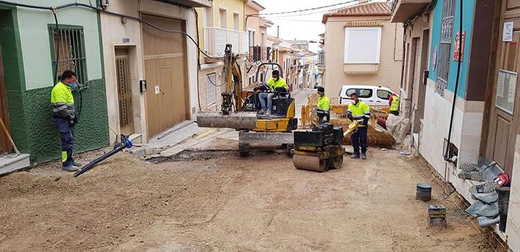 Pavimentación de las Calles Sant Josep_5