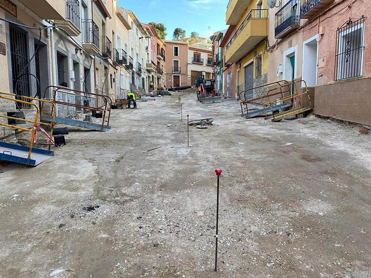 Pavimentación de las Calles Sant Josep_6