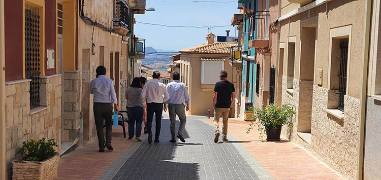 Pavimentación de las Calles Sant Josep_7